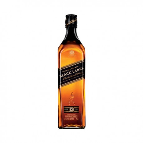 Whisky Johnnie Walker Black 75