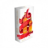 Pack Johnnie Walker Red 750ml + Johnnie Walker Red 375ml