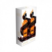 Pack Johnnie Walker Black 750ml + Johnnie Walker Black 750ml